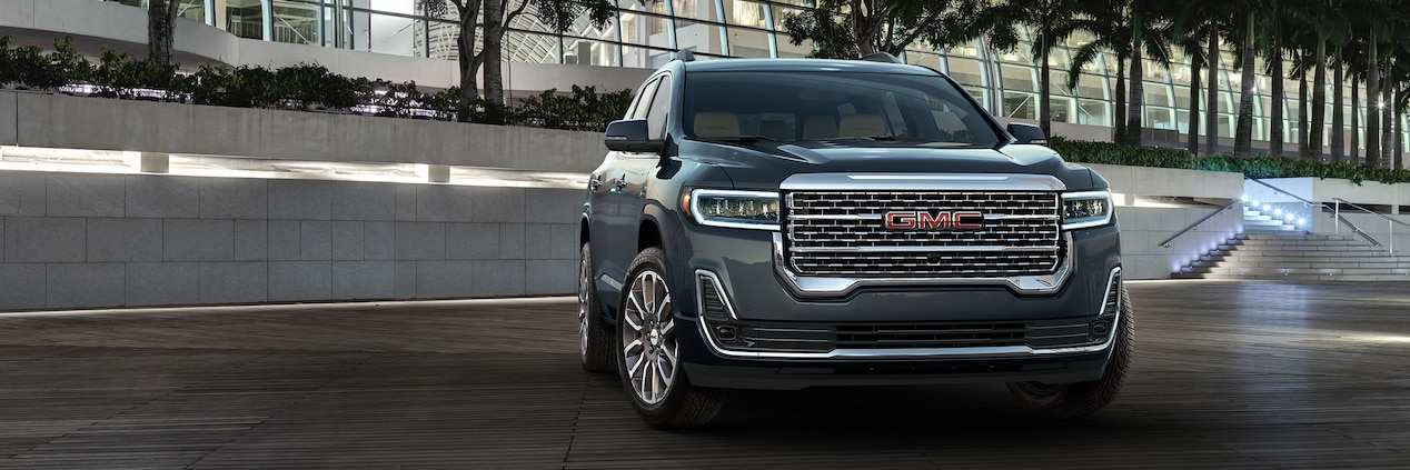 45 All New GMC Acadia 2020 Release Date Release
