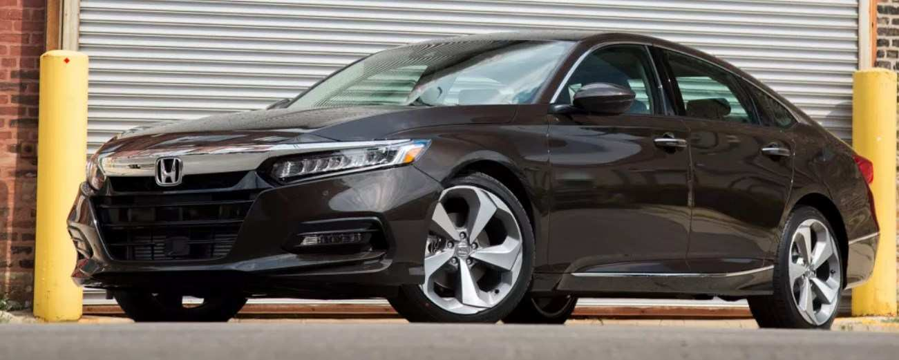 45 All New Honda Accord 2020 Sport Images
