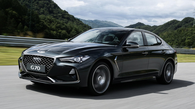 45 All New Hyundai Genesis G70 2020 Performance