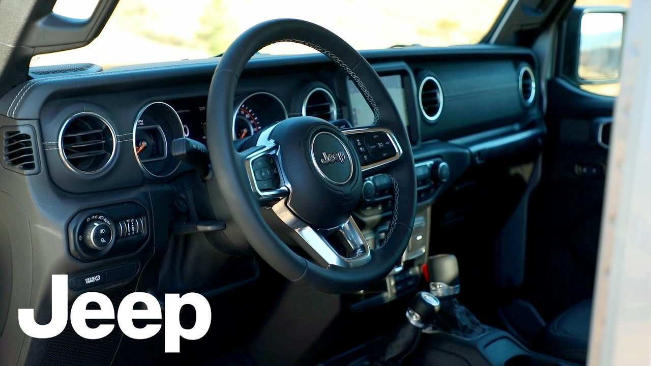 45 All New Jeep Truck 2020 Interior Price