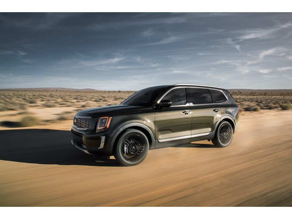 45 All New Kia Telluride 2020 Review Engine