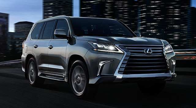 45 All New Lexus Lx 2019 Interior Price And Review
