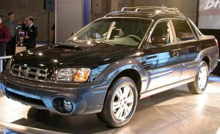 45 All New Subaru Baja 2019 Concept And Review