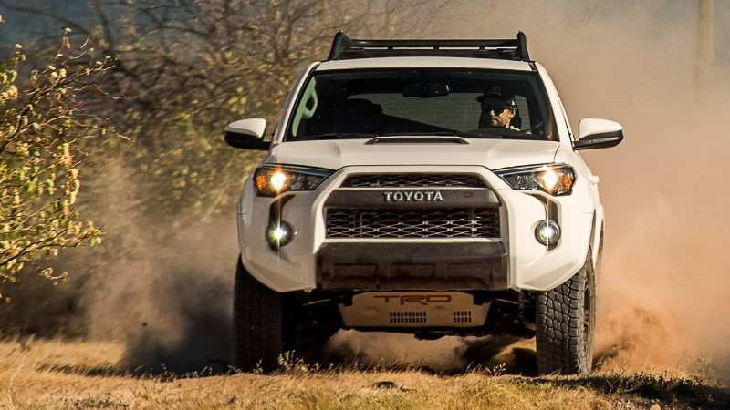 45 All New Toyota Diesel 4Runner 2020 Release Date
