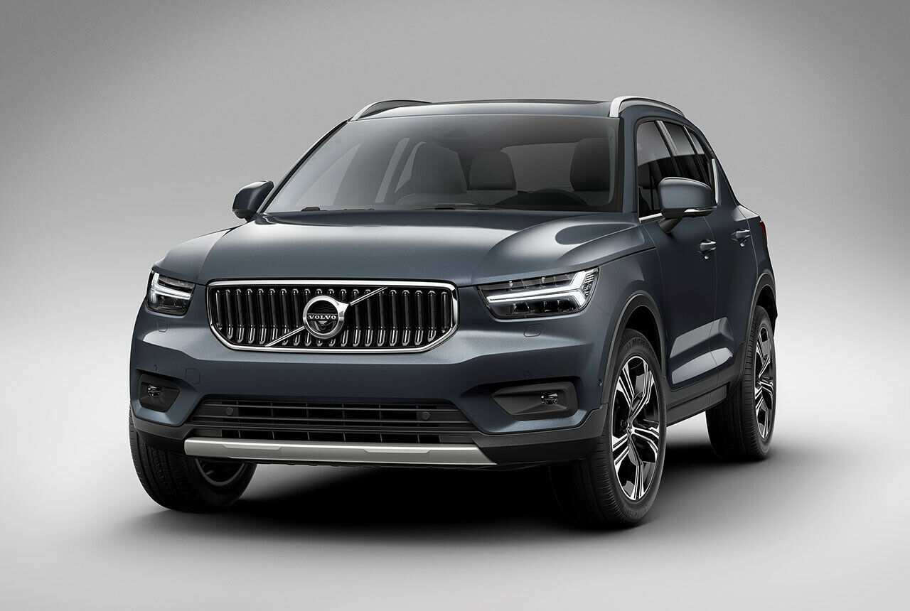45 All New Volvo Cx40 2019 Photos