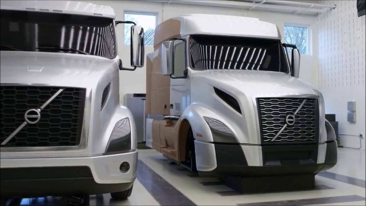 45 All New Volvo Truck 2019 Interior Redesign