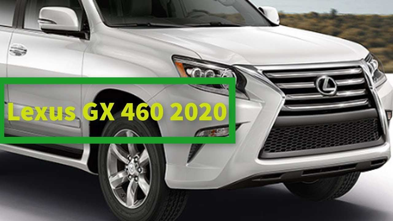 45 All New When Will The 2020 Lexus Gx Come Out Redesign