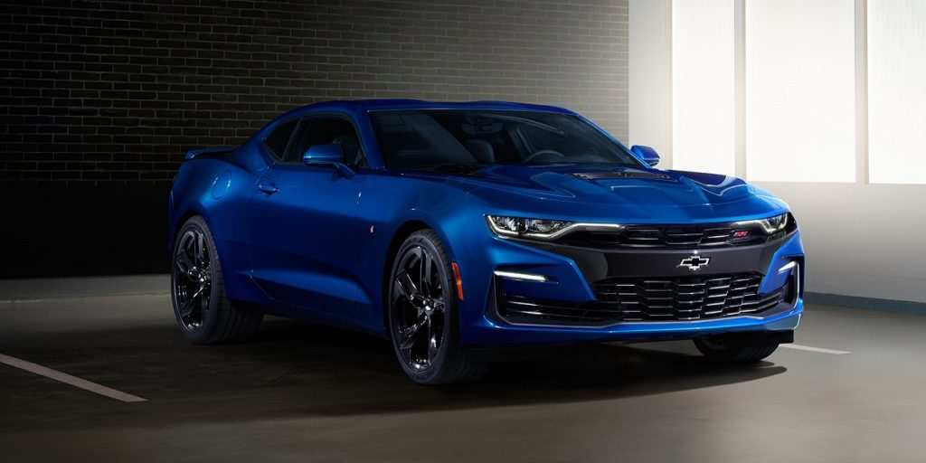 45 Best 2019 Chevy Camaro Competition Arrival Spesification
