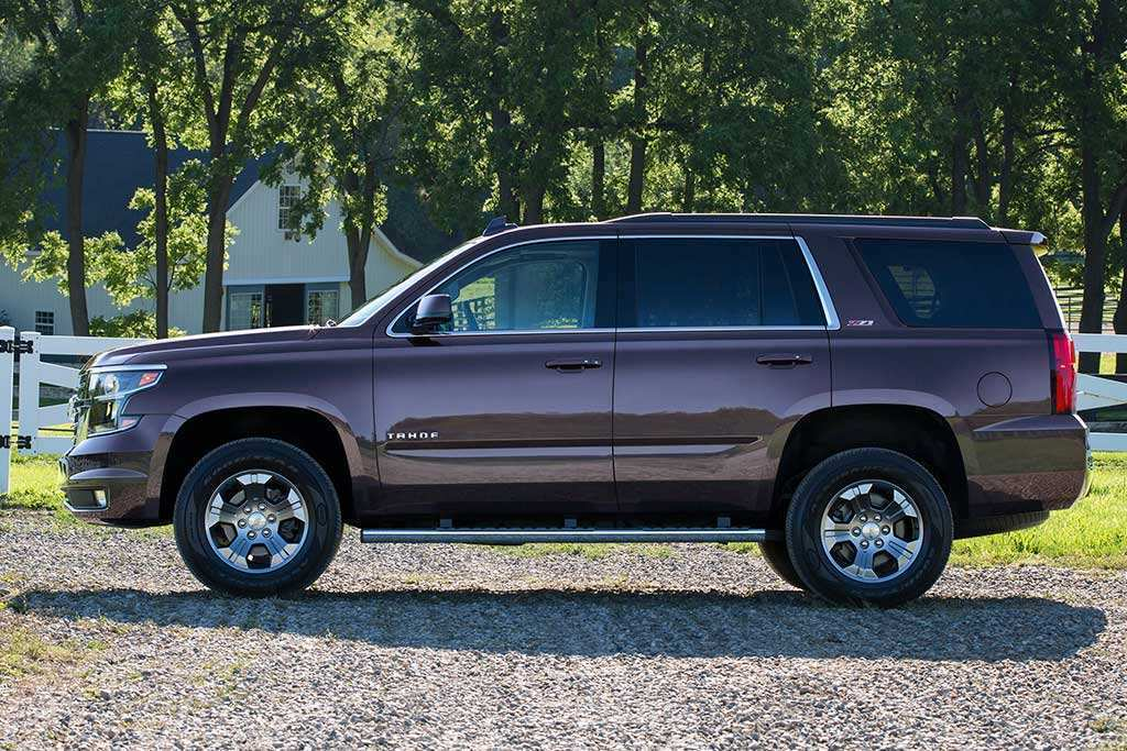 45 Best 2019 Chevy Tahoe Ltz New Model And Performance