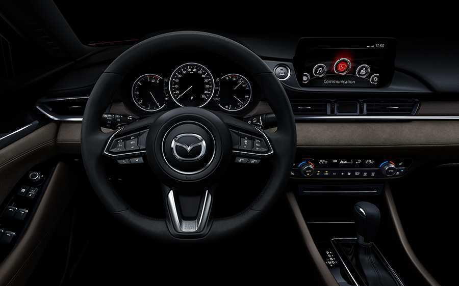 45 Best 2019 Mazda 6 Exterior And Interior