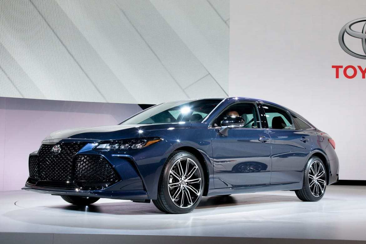 45 Best 2019 Toyota Avalon Release Date And Concept