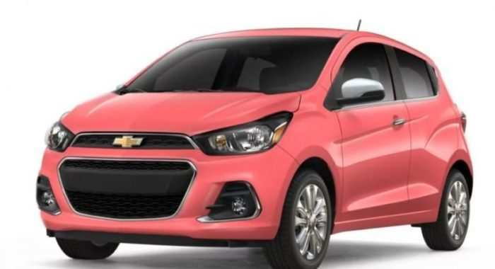 45 Best 2020 Chevrolet Spark Redesign And Review