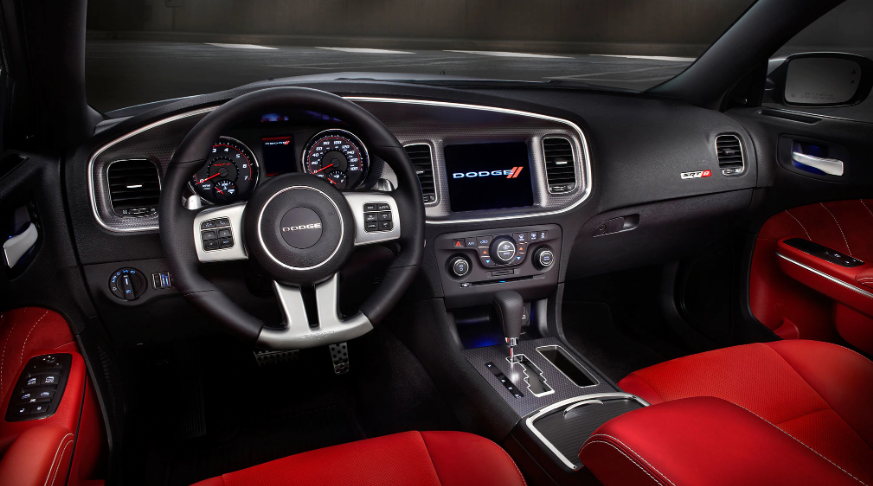 45 Best 2020 Dodge Charger Interior Concept