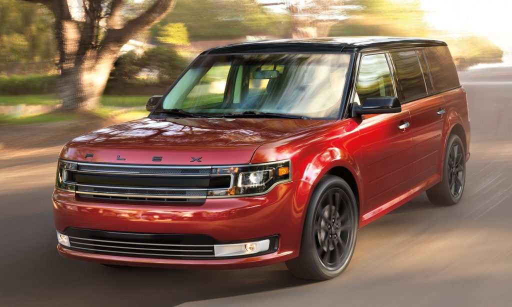45 Best 2020 Ford Flex S New Model And Performance