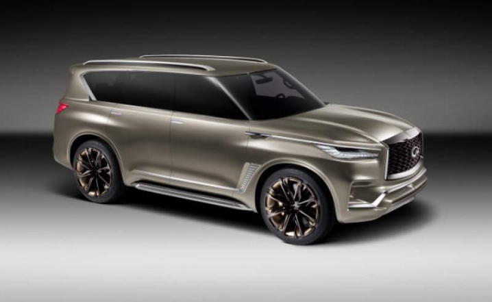 45 Best 2020 Infiniti QX80 Redesign And Concept