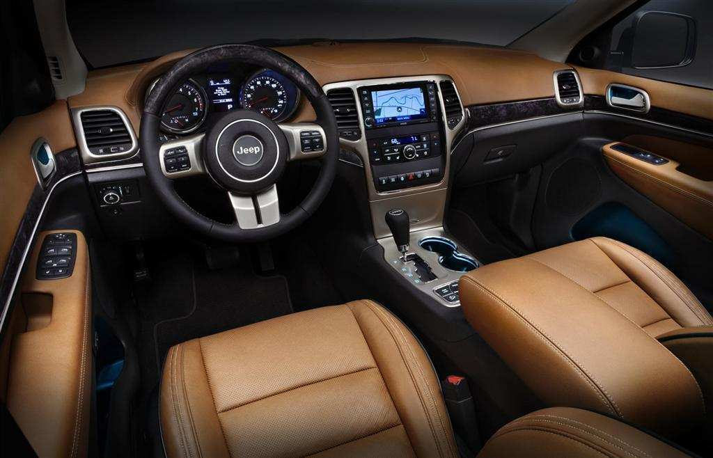 45 Best 2020 Jeep Grand Cherokee Interior Overview