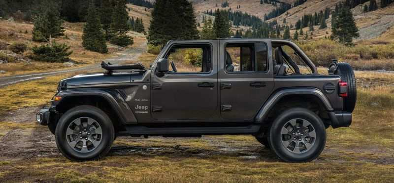 45 Best 2020 Jeep Wrangler Unlimited Release Date