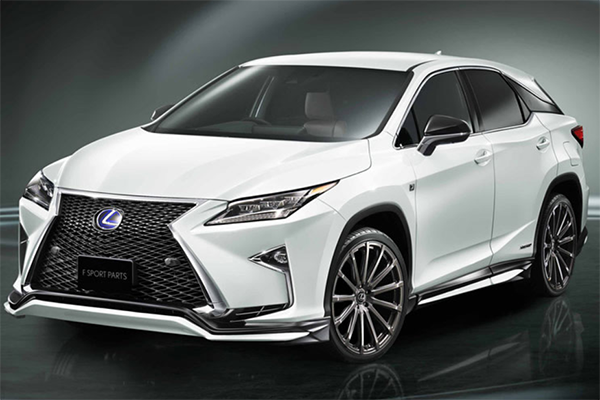45 Best 2020 Lexus RX 450h Reviews