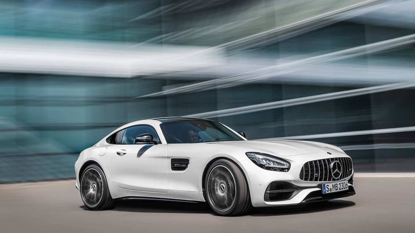 45 Best 2020 Mercedes AMG GT Release Date