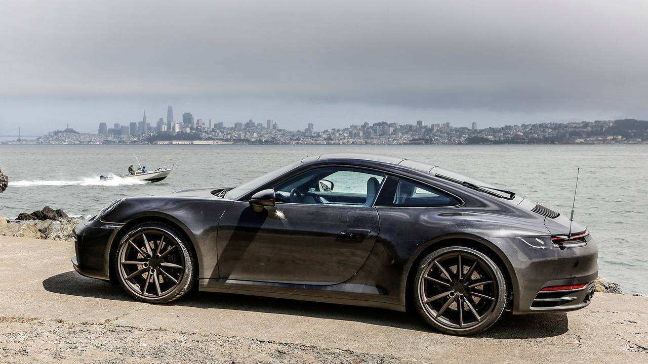 45 Best 2020 Porsche 911 Release Date And Concept