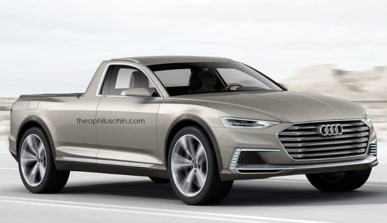 45 Best Audi Pickup 2020 Price And Review