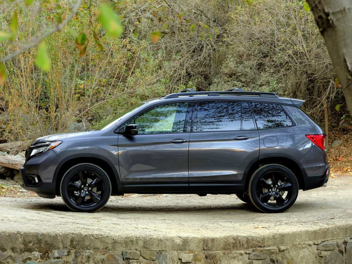45 Best Honda Passport 2020 Price Interior