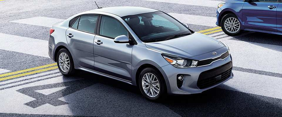 45 New 2019 All Kia Rio Reviews