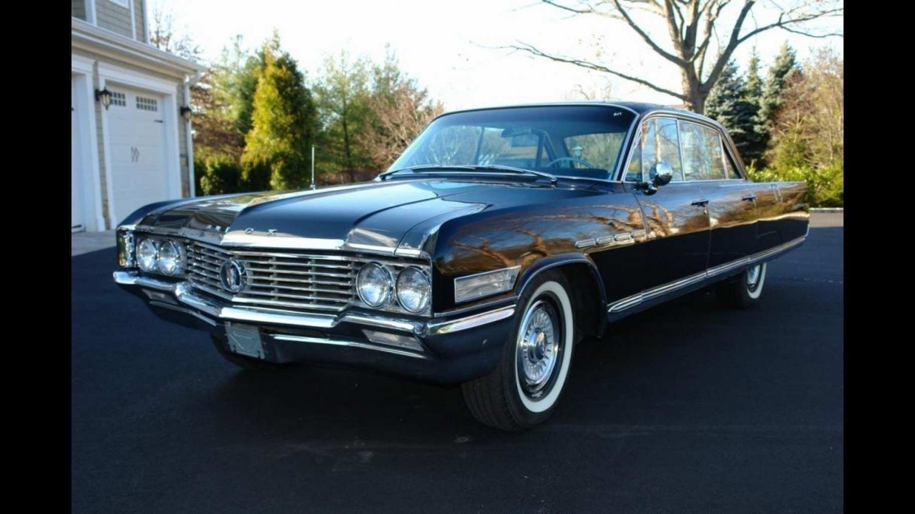 45 New 2019 Buick Electra Redesign And Review