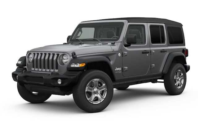 45 New 2019 Jeep Wrangler Unlimited Overview