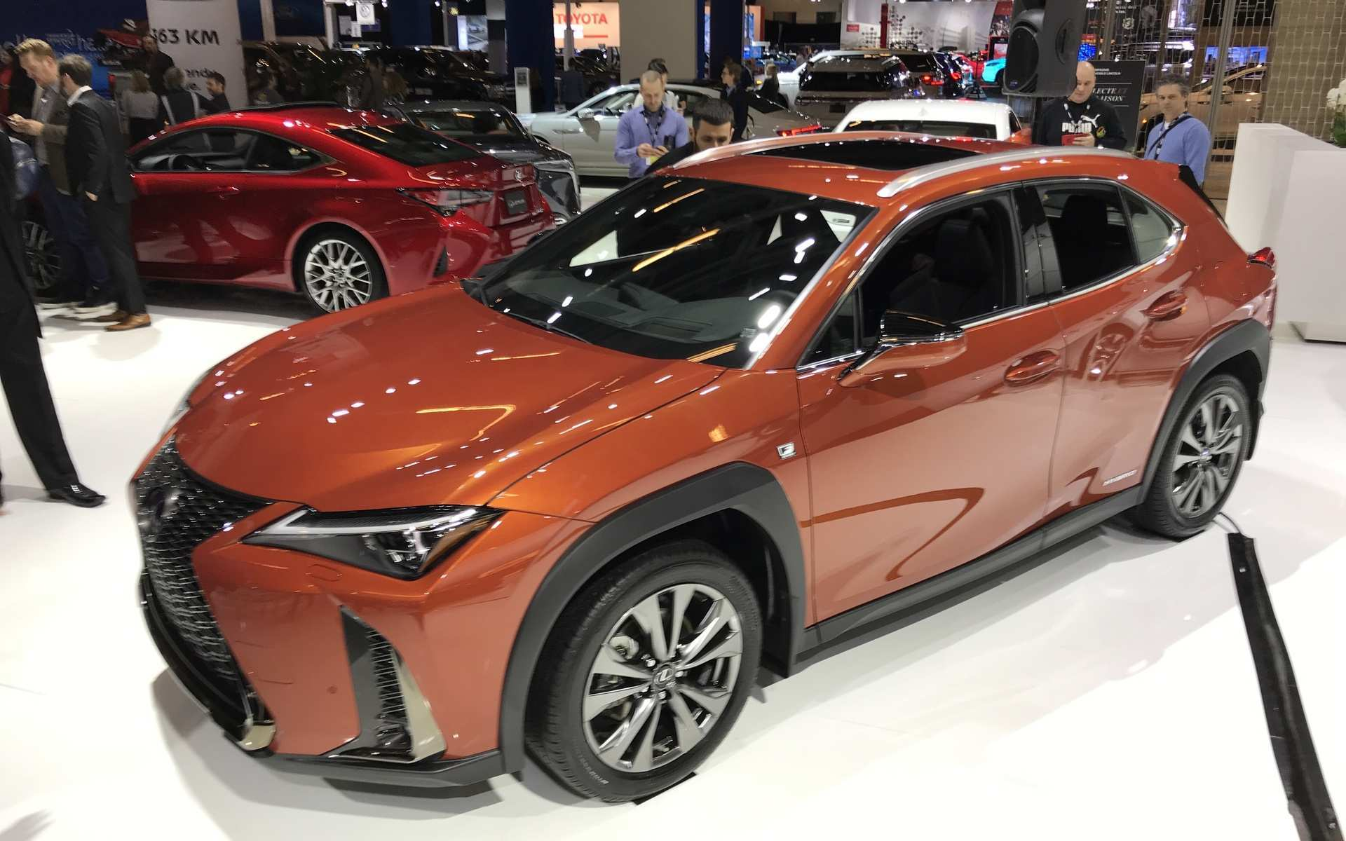 45 New 2019 Lexus Ux Price Canada Picture