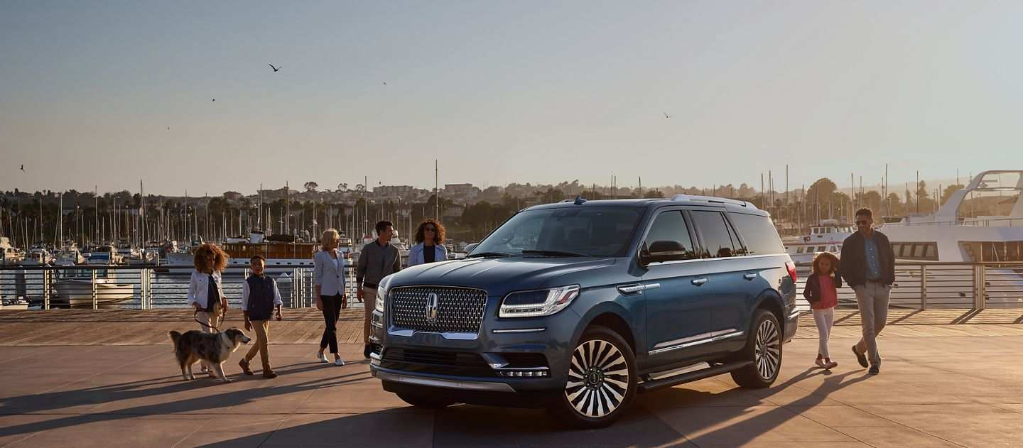 45 New 2019 Lincoln Navigator Pictures