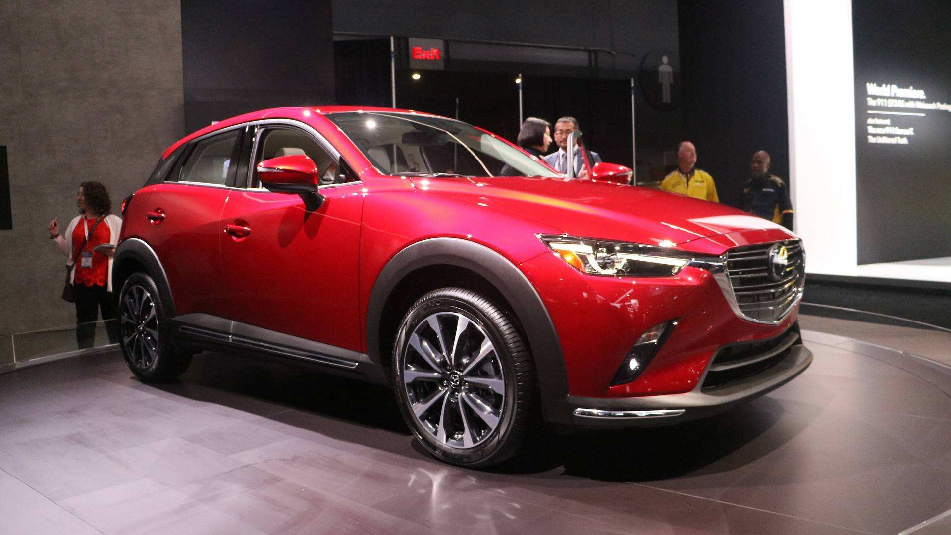 45 New 2019 Mazda Lineup Redesign And Concept