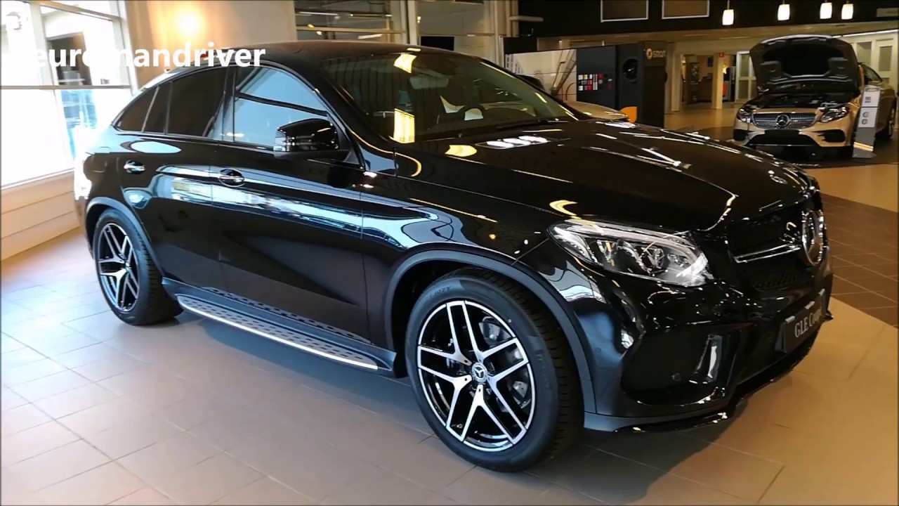 45 New 2019 Mercedes Gle Coupe New Model And Performance