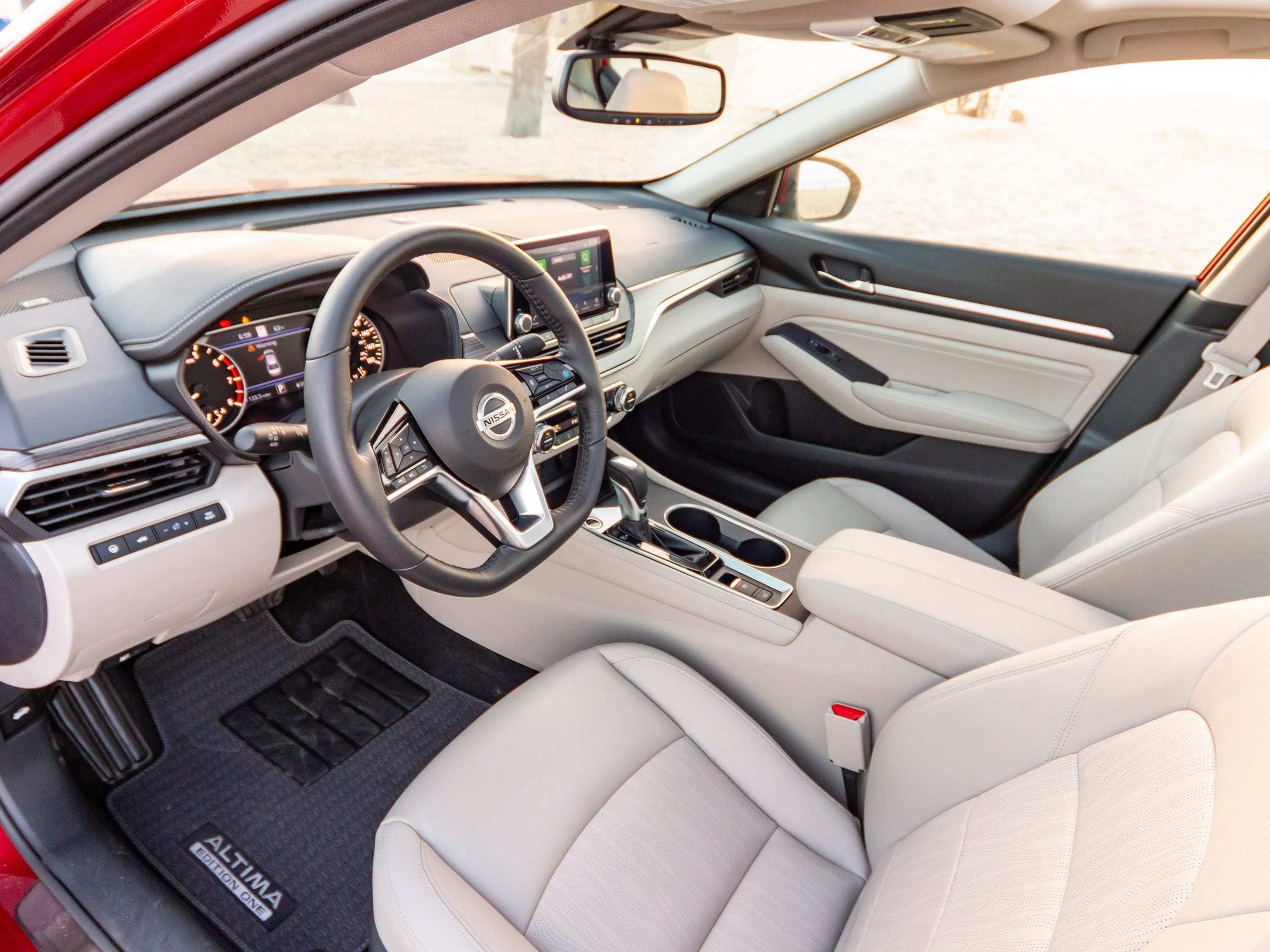 45 New 2019 Nissan Altima Interior Review