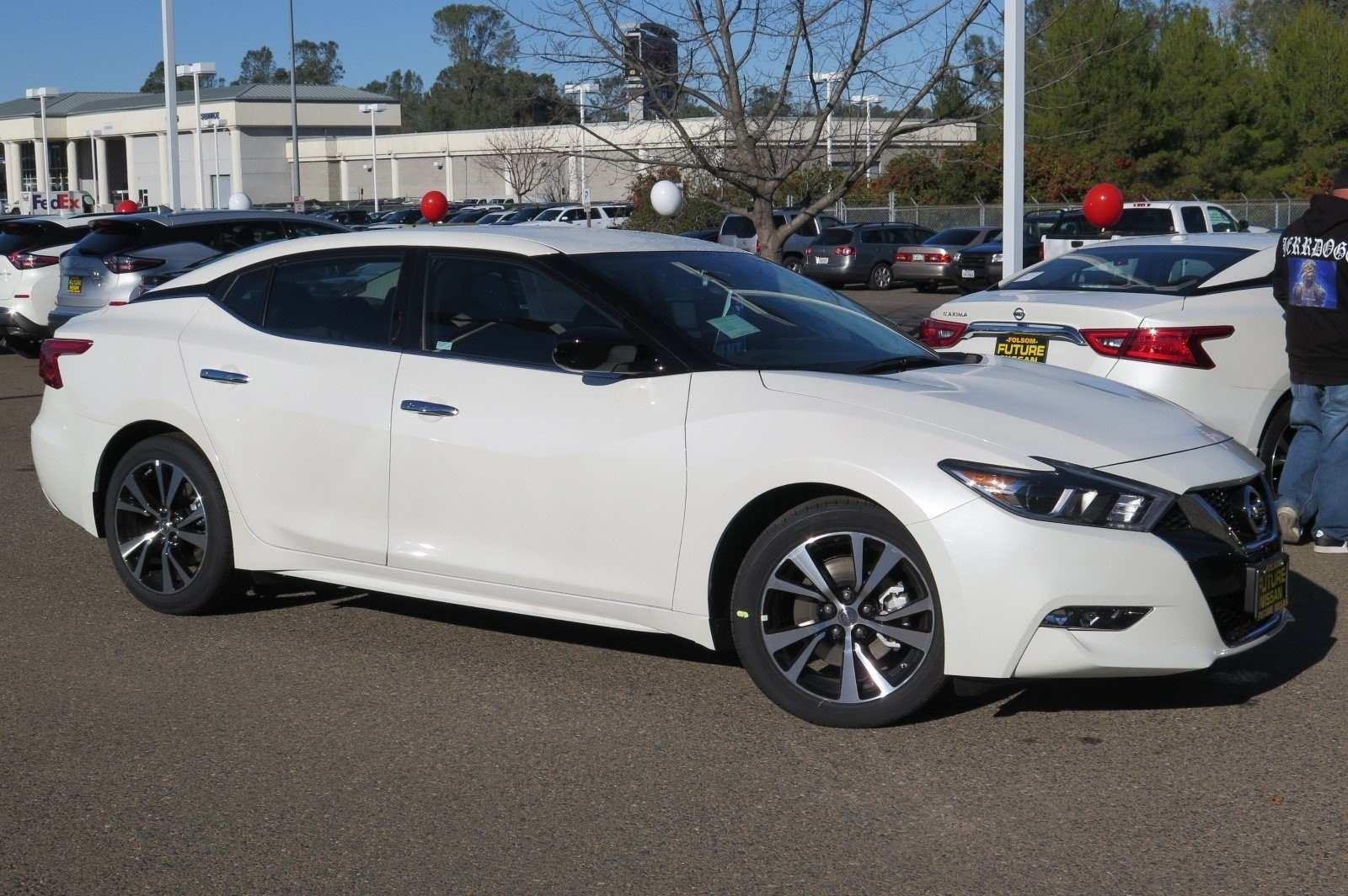 45 New 2019 Nissan Maxima Detailed Redesign