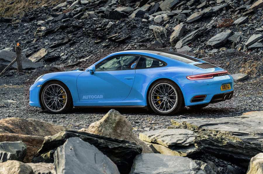 45 New 2019 Porsche 911 Specs And Review