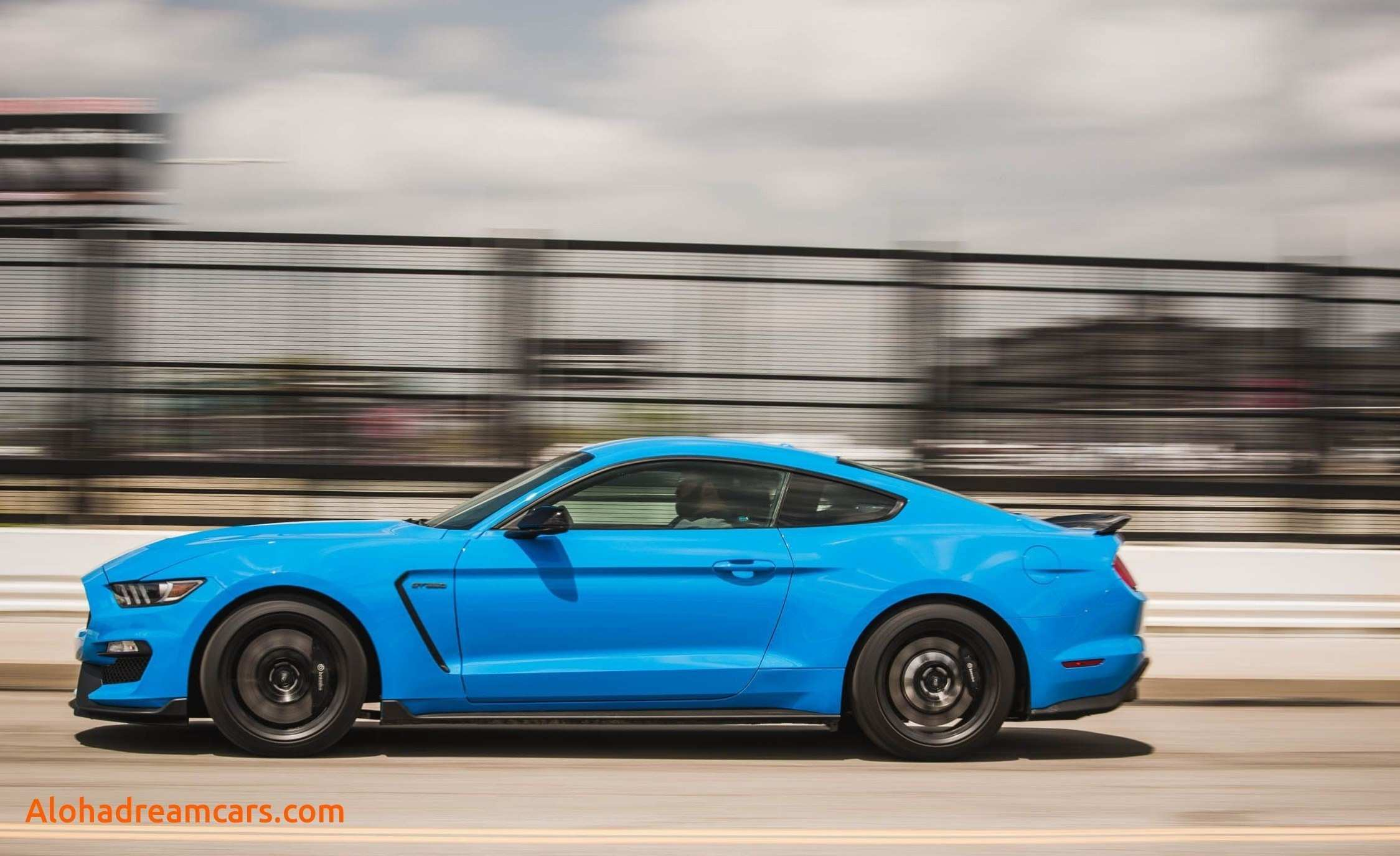 45 New 2019 The Spy Shots Ford Mustang Svt Gt 500 Style