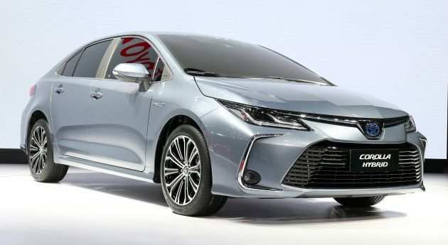 45 New 2019 Toyota Corolla First Drive