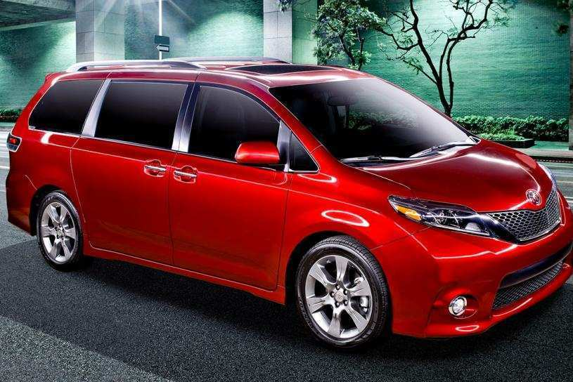 45 New 2019 Toyota Sienna Model