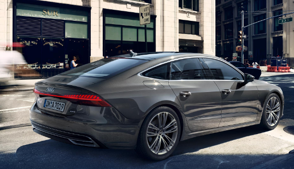 45 New 2020 Audi A7 Release