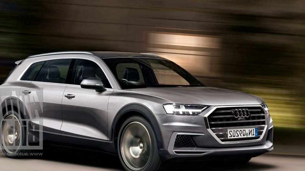 45 New 2020 Audi Q9 New Model And Performance