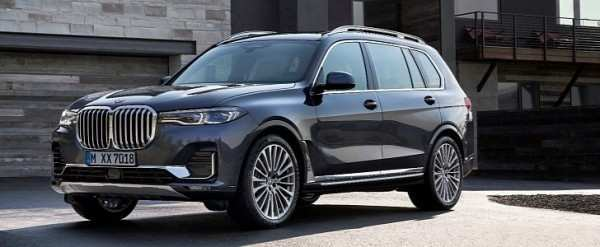 45 New 2020 BMW X7 Suv Release Date