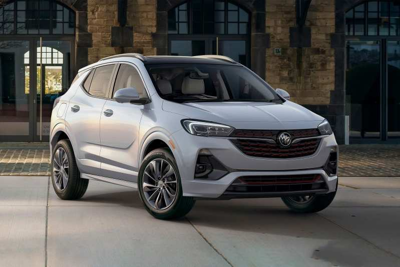 45 New 2020 Buick Encore Photos