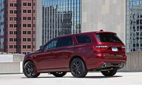 45 New 2020 Dodge Journey Srt Concept And Review
