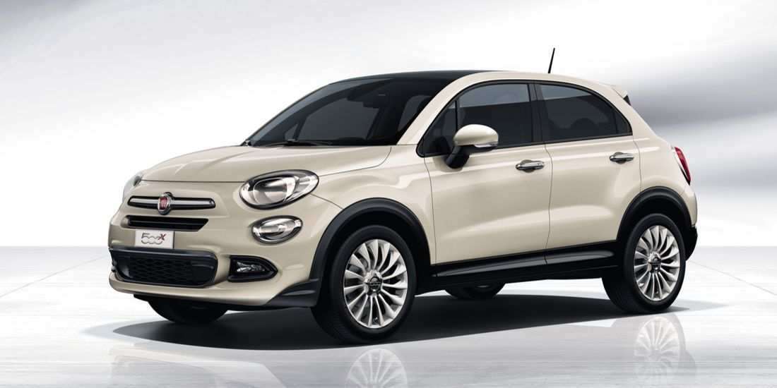 45 New 2020 Fiat 500X Concept And Review
