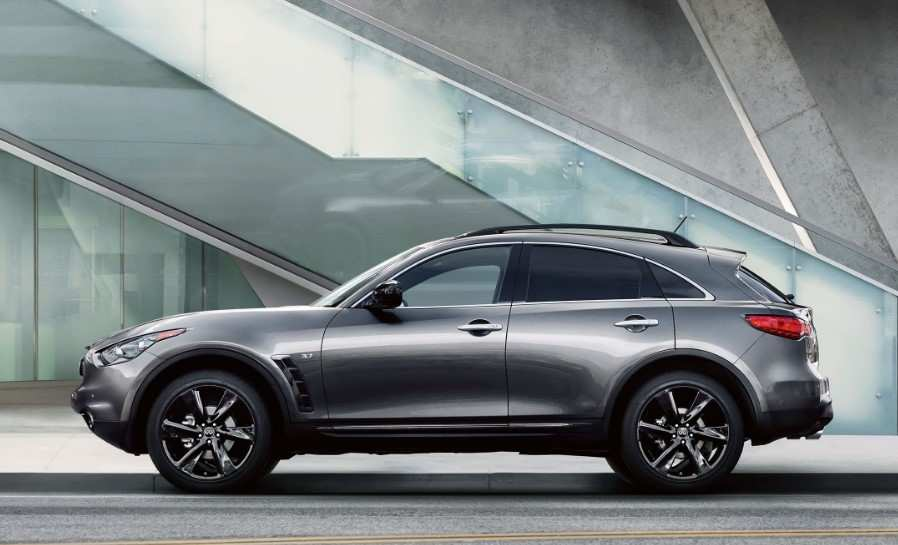 45 New 2020 Infiniti QX70 Rumors