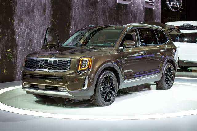 45 New 2020 Kia Telluride Ex Reviews