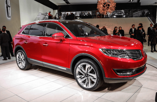 45 New 2020 Lincoln MKX Release Date