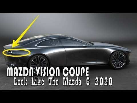 45 New 2020 Mazda 6 Coupe Spy Shoot