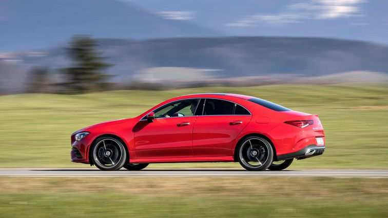 45 New 2020 Mercedes CLA 250 New Concept